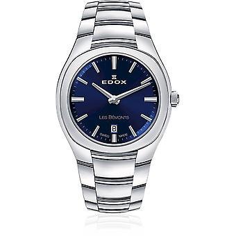 Edox - Wristwatch - Ladies - Les Bémonts - Ultra Slim Date - 57004 3 BUIN