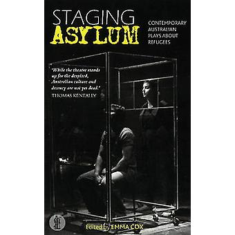 Staging Asylum by Emma Cox - 9780868199832 Book