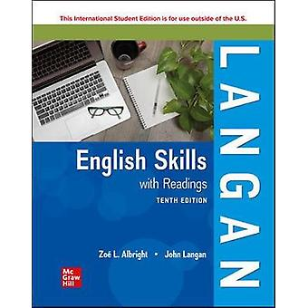 ISE English Skills with Readings by John Langan - 9781260570403 Book