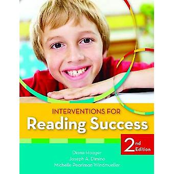 Interventions for Reading Success (2nd edition) by Diane S. Haager -