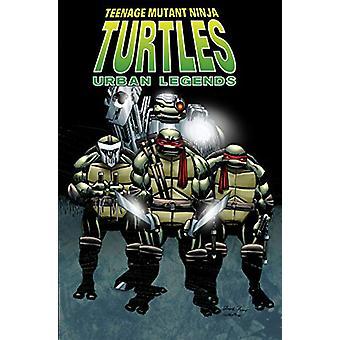 Teenage Mutant Ninja Turtles - Urban Legends Vol 01 by Gary Carlson -