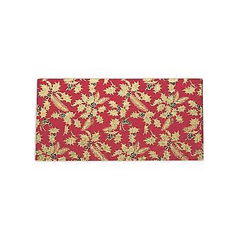 Culpitt 8&X 4&(203 X 101mm) Jul Singel Tjock Rektangel Cake Card - Singel