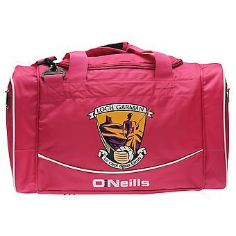 ONeills Womens Wexford GAA Holdall Bag
