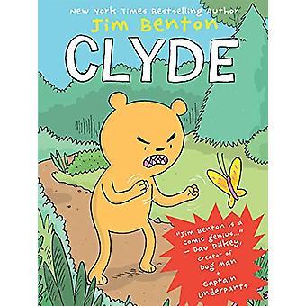 Clyde by Jim Benton - 9781684054473 Book