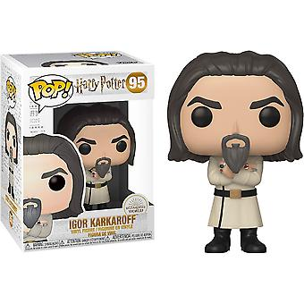 Harry Potter Igor Karkaroff (Yule) Pop! Vinyl