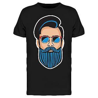 Bluebeard Stylish Men Tee Men's -Kuva Shutterstock