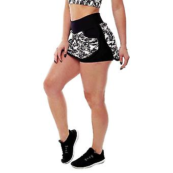 Fire4L - Sport Skirt Women with inner pants and pockets to enjoy sports.
