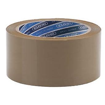 Draper 63388 66m x 50mm emballage Tape rulle