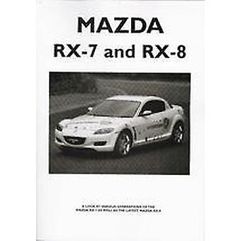 Mazda RX7 and RX8 - 9781841556116 Book