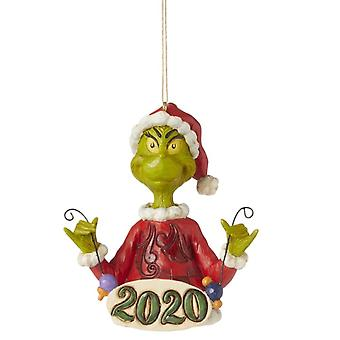 Dr. Seuss The Grinch 2020 Hanging Ornament