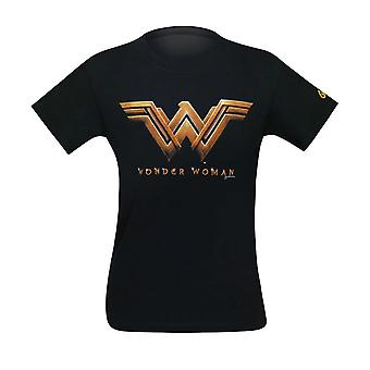 Wonder Woman Movie Logo Men's T-Shirt
