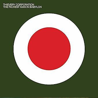 Thievery Corporation - Richest Man in Babylon [Vinyl] USA import