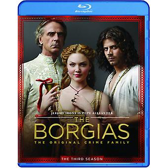 Borgias: The Third Season [BLU-RAY] USA import