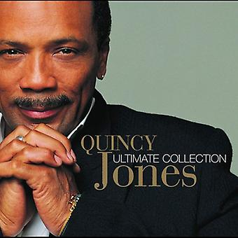 Quincy Jones - Ultimate Collection [CD] USA import