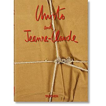 Christo and JeanneClaude  40th Anniversary Edition by By artist Christo and Jeanne Claude & Photographs by Wolfgang Volz