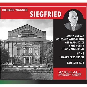 Wagner, R. / Windgassen / Varnay / Hotter - Siegfried [CD] USA import