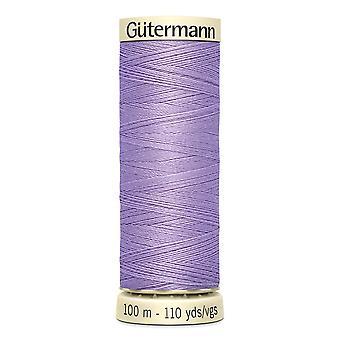 Gutermann Costura-tudo 100% Polyester Thread 100m Código de Cor da Mão e da Máquina - 158