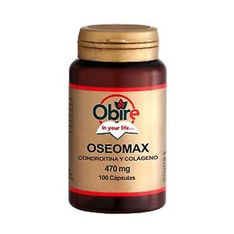 Oseomax (chondroitine en collageen) 100 capsules van 534mg