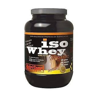 Iso whey zero zero (lemon flavor) 1 kg