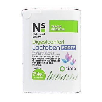 Digestconfort Lactoben Forte 60 tablets