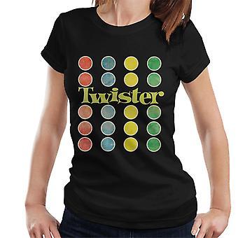 Twister Faded Mat Design Women's T-Shirt