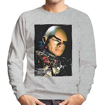 Thunderbirds Hood portret mannen ' s Sweatshirt