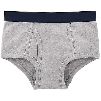 Simple Joys by Carter's Baby Boys' Toddler 8-Pack Underwear, Gray/Blue/Fire T...