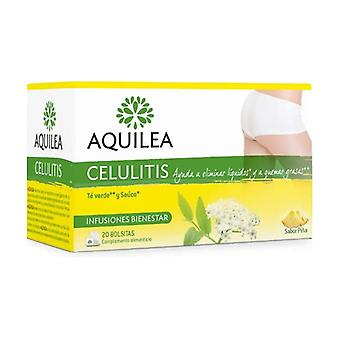 Aquilea Cellulite Infusions 20 packets