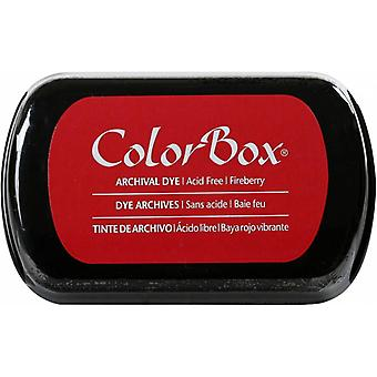 Clearsnap ColorBox Archivage Dye Ink Full Size Fireberry