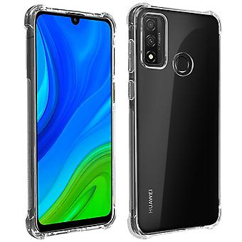 Full case for Huawei P smart 2020 Reinforced angles Akashi Transparent