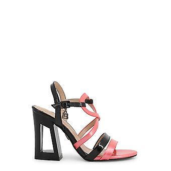 Laura biagiotti 6294 kvinder's syntetisk patent læder sandaler