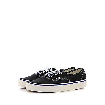 Vans - Shoes - Sneakers - AUTHENTIC_VN0A38ENWO41 - Men - black,white - US 11