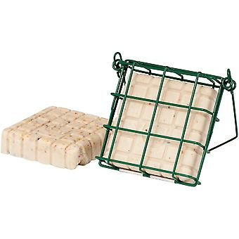CJ Wildlife Peanut Cake Feeder - Mesh Green