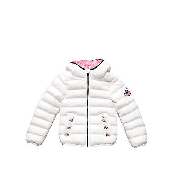 Replay Girls' Magic Patch Padded Jacket