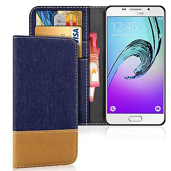 Samsung Galaxy A3 (2016) Full Cover Phone Leatherette Renob Magnetic Mobile
