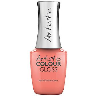 Artystyczny kolor połysk sofly 2019 soak-off gel Summer Collection - Glow Get It! 15ml