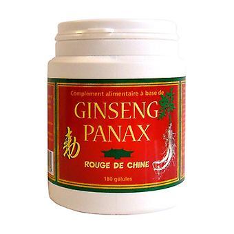 Ginseng Panax rouge 300 mg 180 perles (300mg)