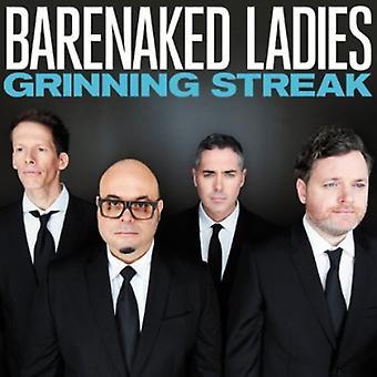 Barenaked Ladies - Grinning Streak [CD] USA import
