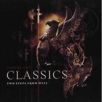 Two Steps From Hell - Classics 2 [CD] USA import