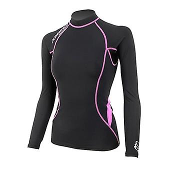 Damen Long Sleeve Compression Top