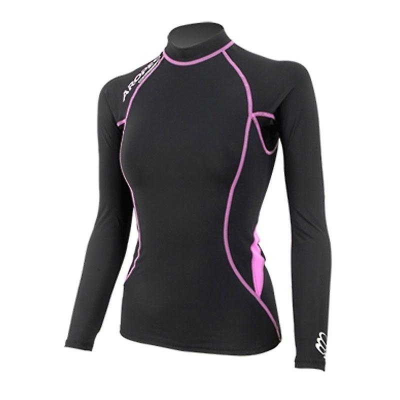 Ladies Long Sleeve Compression Top