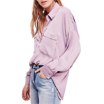 Free People | Starry Dreams V-Neck Blouse