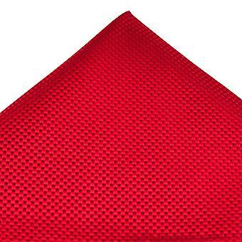 Ties Planet Tresanti Red Micro Kockás Selyem Pocket Square zsebkendő