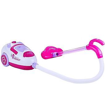 Realistic-looking luminous vacuum cleaner White sounds 24.5 cm