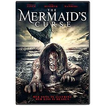 Mermaid's Curse [DVD] USA import