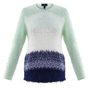 MARBLE Marble Blue Sweater 5849