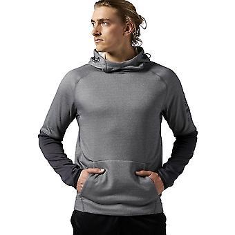リーボックワンシリーズフリースAX9399ユニバーサルオールイヤー男性スウェットシャツ
