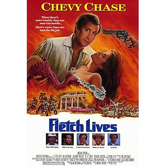 Fletch Leben Movie Poster (11 x 17)