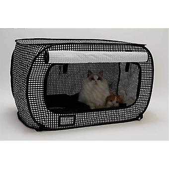 Portable Stress-Free Cat Carrier Bag - Travel Cage - NECOICHI