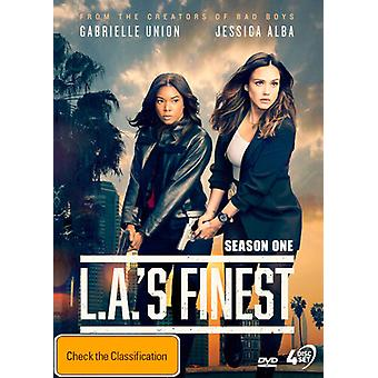 La & apos; s Finest: Säsong 1 [DVD] USA import